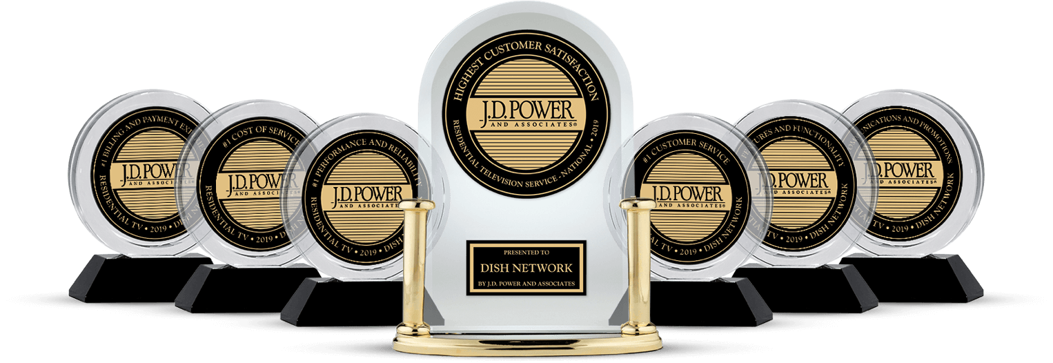 DISH Customer Satisfaction - Ranked #1 by JD Power - Service Hubb in Lincolnton, NC - DISH Authorized Retailer